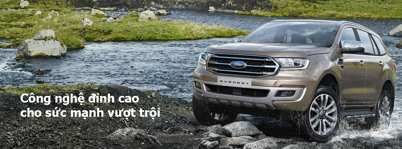 Slider ford everest
